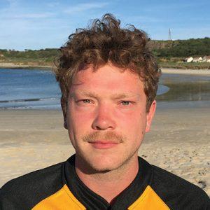 Gareth Foster Alderney Rugby Ridunian player