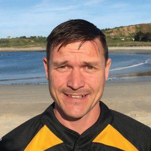 John House Alderney Rugby Ridunian player