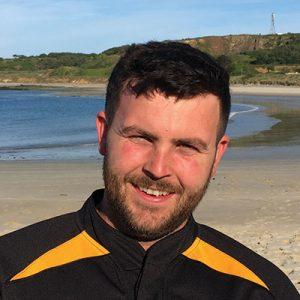 Tom Alderney Rugby Ridunian player